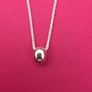 New Sterling Silver Pendant and 18 inch Chain
